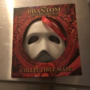 Other - Phantom of the opera mask ornament